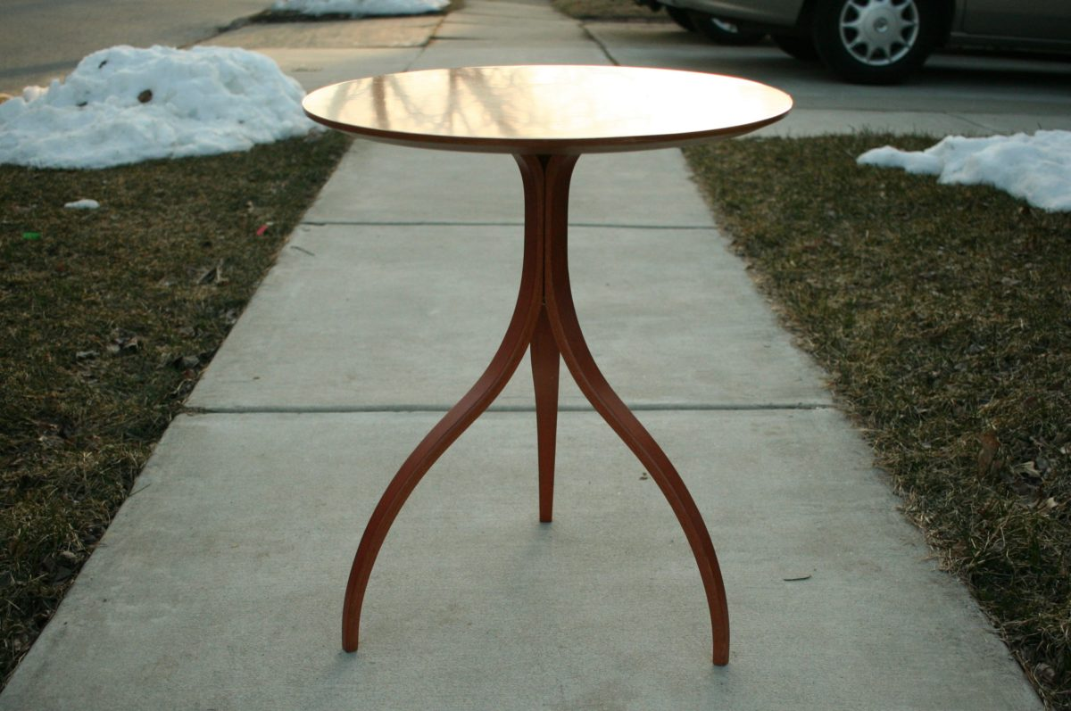 Modern Side Table by Thomas Stender for Modulus Designs